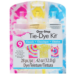 3 Color Tie Dye Kit