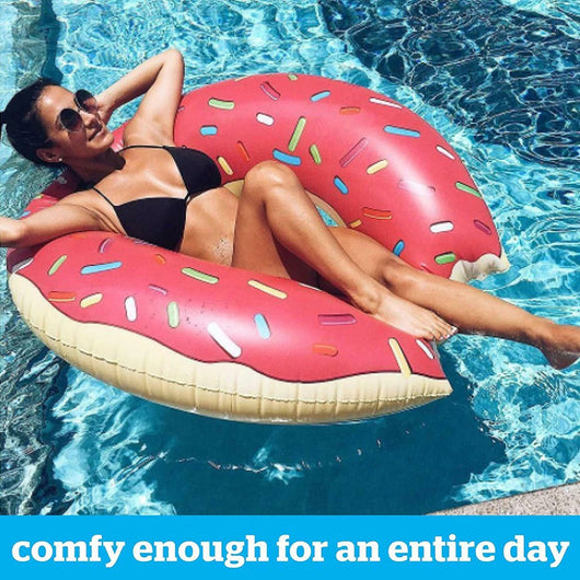 Inflatable-Donut-Swimming-Ring-1