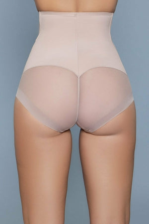 Load image into Gallery viewer, Peachy Soft Shapewear Brief Black
