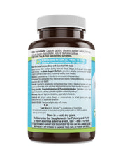 Load image into Gallery viewer, Livamed - Brain Support Softgels with Omega-3 Fish Oil 60 Count - Livamed Vitamins