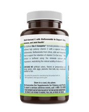 Load image into Gallery viewer, Livamed - Bio C Complete® with Bioflavonoids Buffered Caps 100 Count - Livamed Vitamins