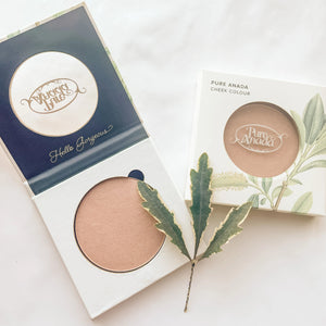 Pressed Natural Cheek Powder