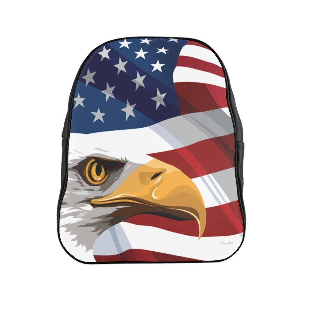 United States Of America - School Backpack