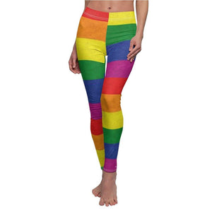 Pride - Casual Leggings - TranceDiva
