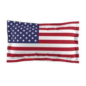United States Of America - Microfiber Pillow Sham