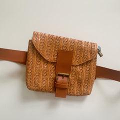 Beckett Belt Bag - Tan