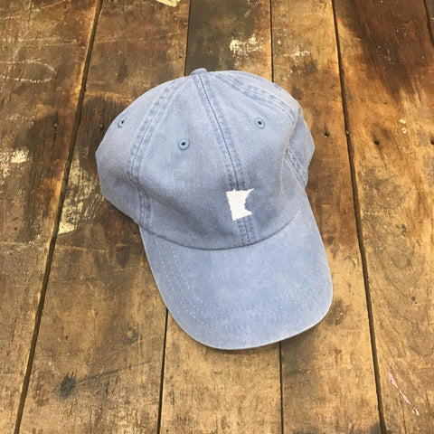 MN Periwinkle Relaxed Fit Hat