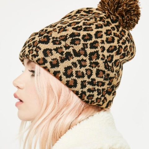 All About Leopard - Tan