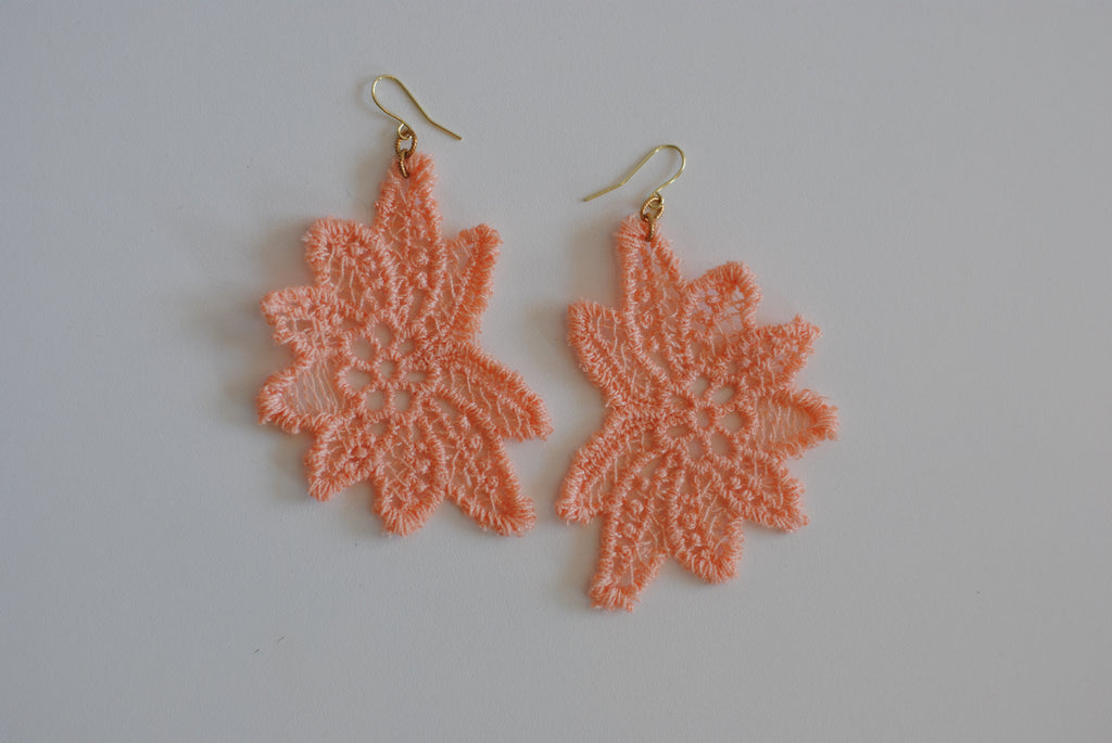 Charlotte Lace Earrings