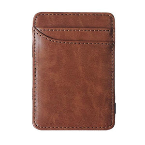 Leather Tommy Wallet