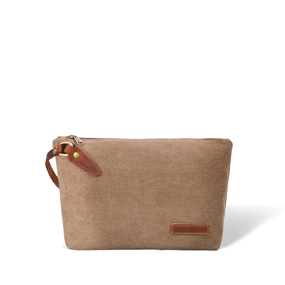 Tall Canvas Pouch