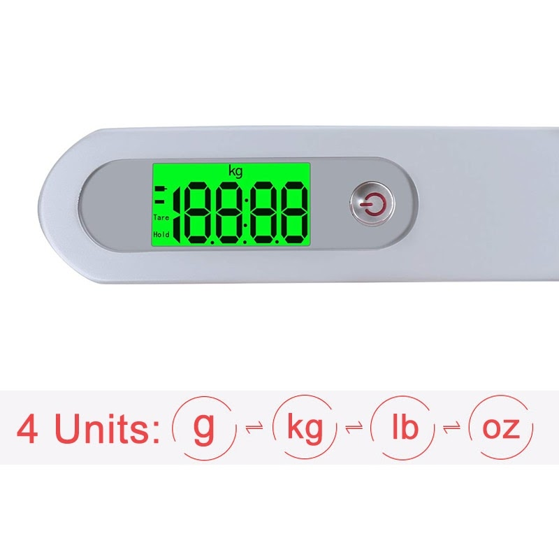 Load image into Gallery viewer, Digital Luggage Scale