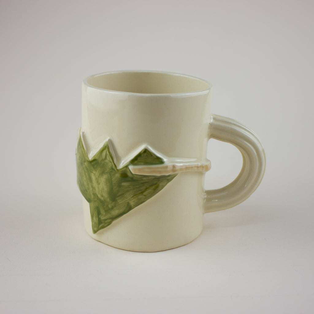 Large Mug. - Fleuro Studio Shop