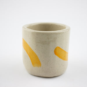Studio Handle less mug - small. - Fleuro Studio Shop