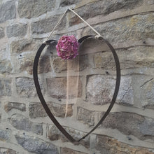 Load image into Gallery viewer, Whisky Barrel Hoop Heart