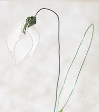 Load image into Gallery viewer, Little Wire Snowdrop
