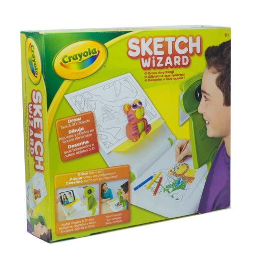 Sketch Wizard Crayola