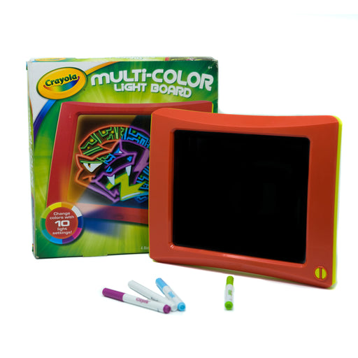 Multicolor Light Board  Crayola