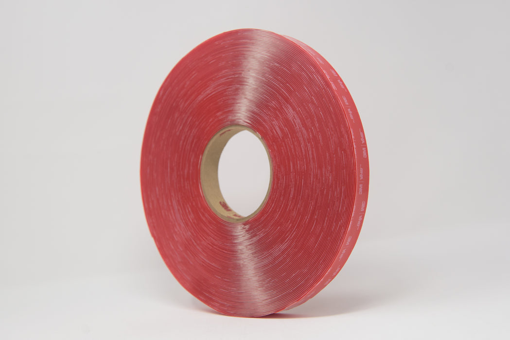 Tape doble contacto rojo 4910 clear 3/4x36 YD 3M