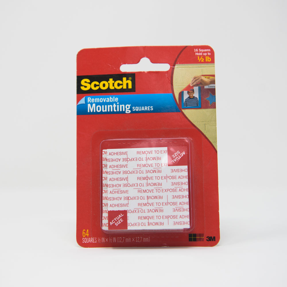 Scotch Mount Removible Cuadros 108-sml