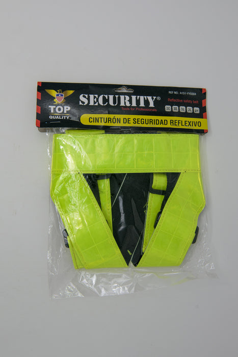 Cinturon De Seguridad Reflectivo A151-yy0304 Security