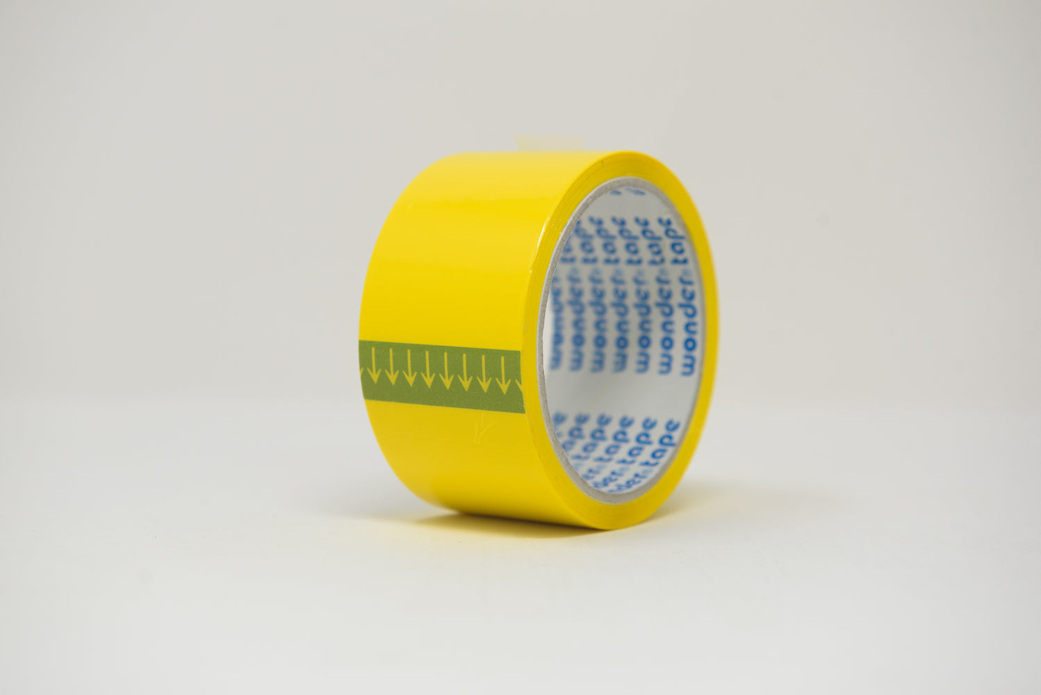 "Polyester Wonder Tape Amarillo 2"" X 90 Yardas"