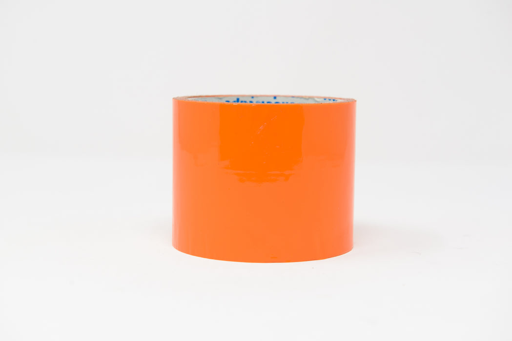 "Polyester Wonder Tape Naranja 3"" X 40 Yardas"