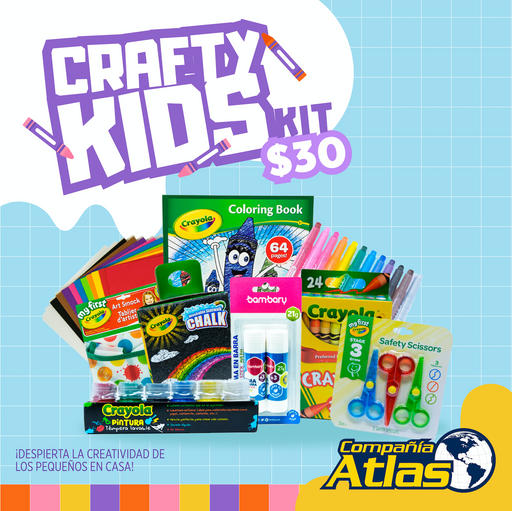 Crafty Kids Kit