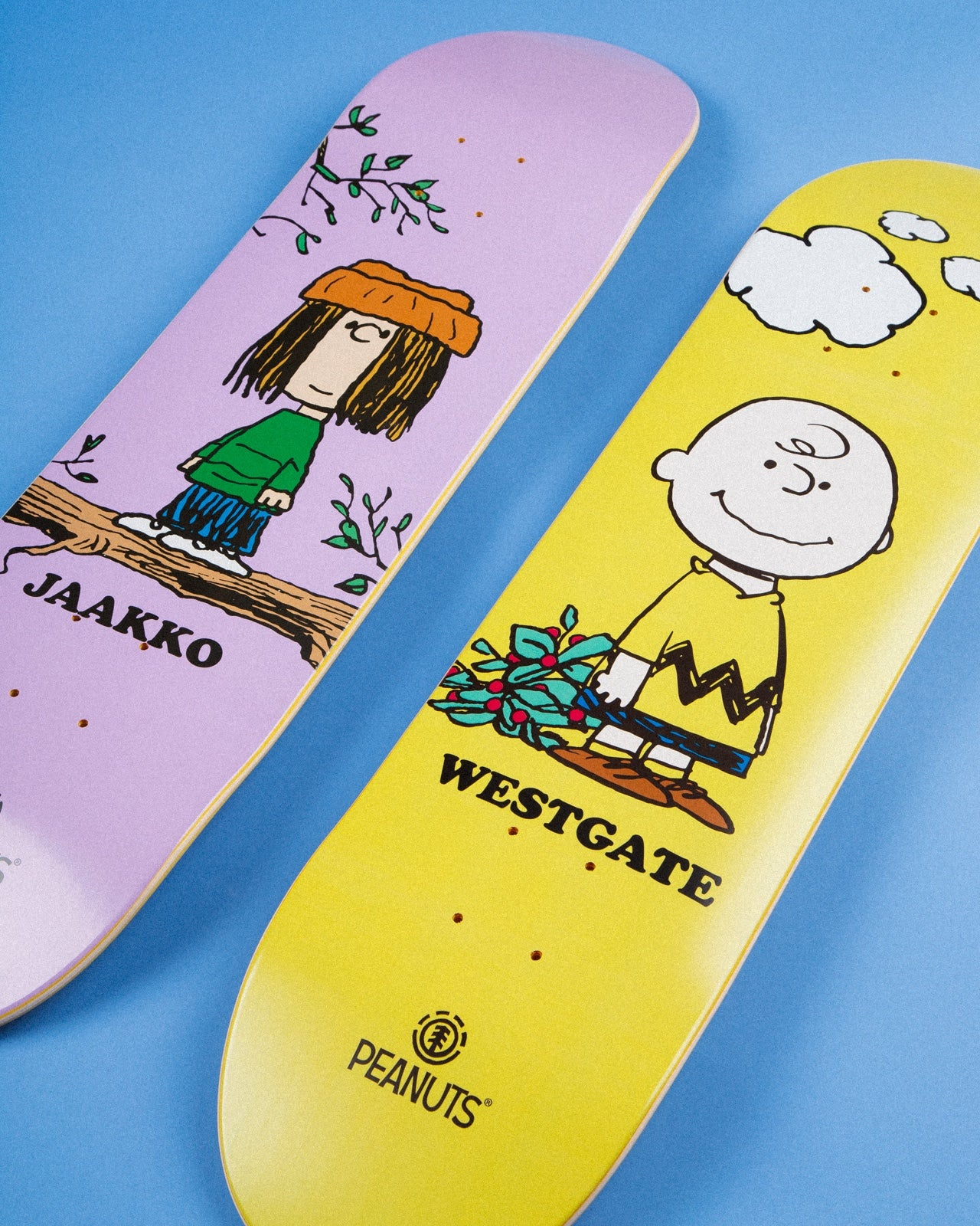 Element x Peanuts at Two Seasons