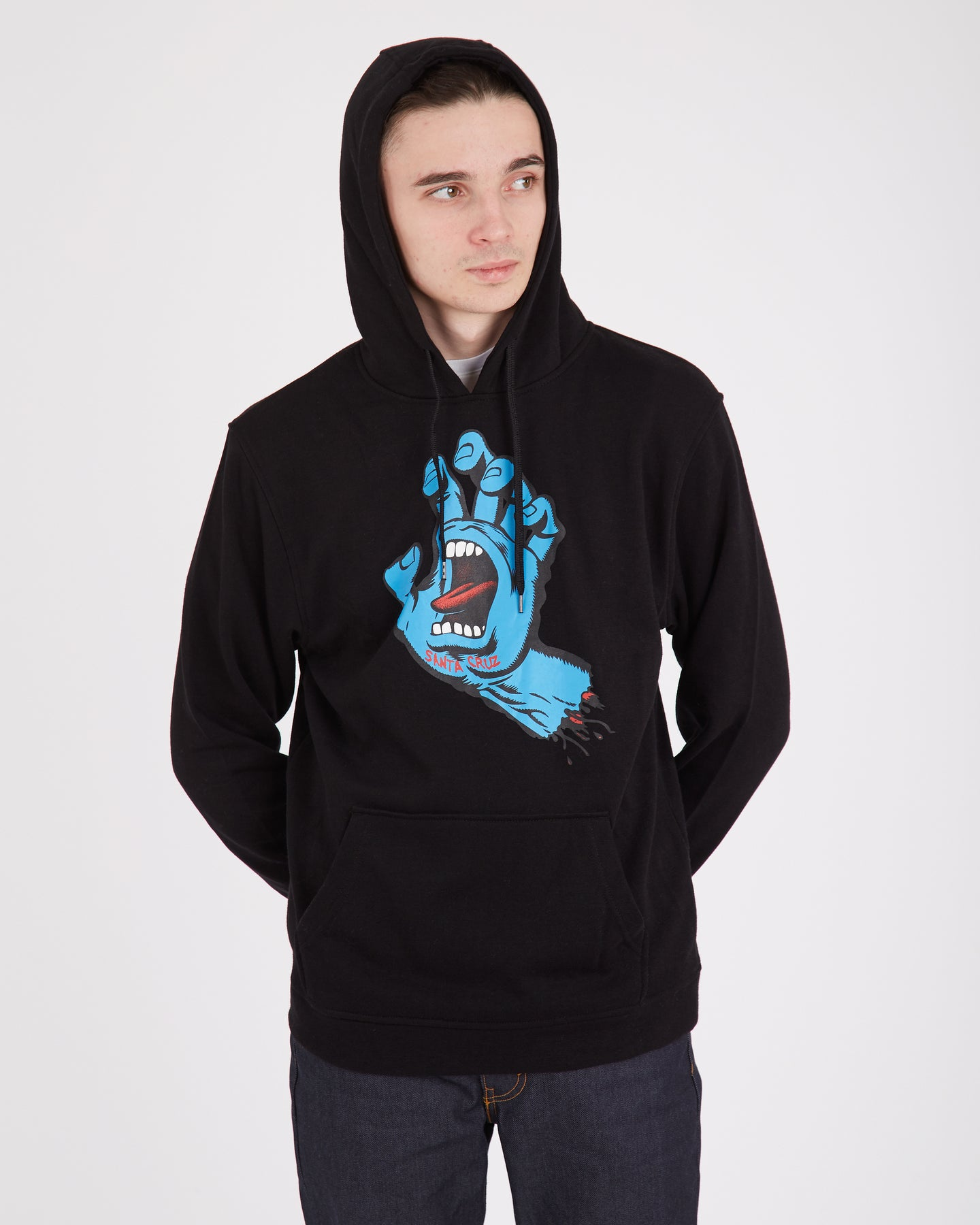 Santa Cruz Screaming Hand Hoodie