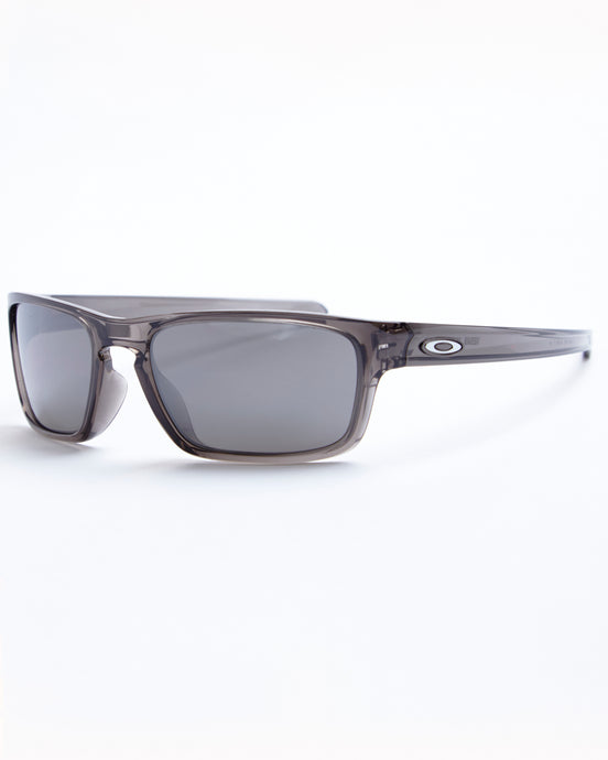 Oakley ® Sliver Stealth Grey Smoke/Blk