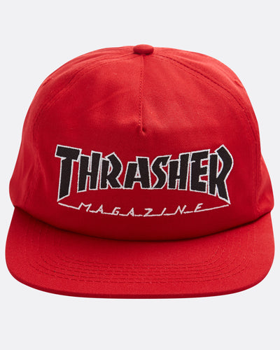 Thrasher Outlined Cap