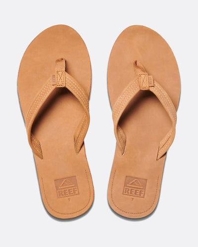 Reef Reef Voyage Lite Leather Flip Flops