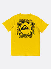 Load image into Gallery viewer, Quiksilver Checker Out Short Sleeve T-Shirt
