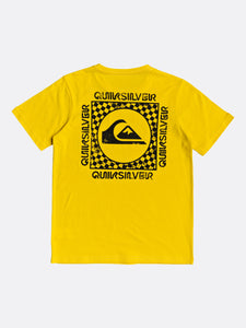 Quiksilver Checker Out Short Sleeve T-Shirt