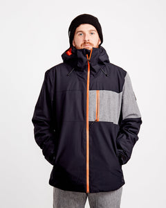 Quiksilver Mission Plus Insulated Jacket
