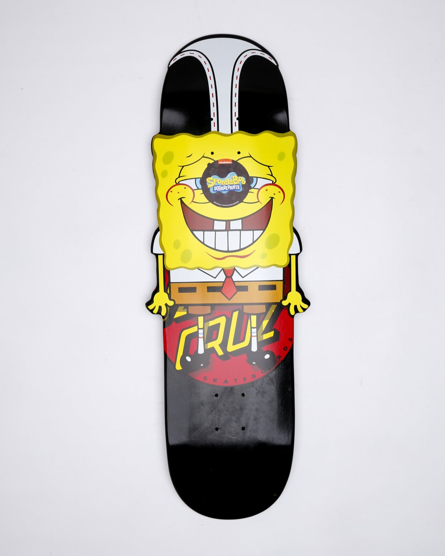 Spongebob Hanging Out Deck