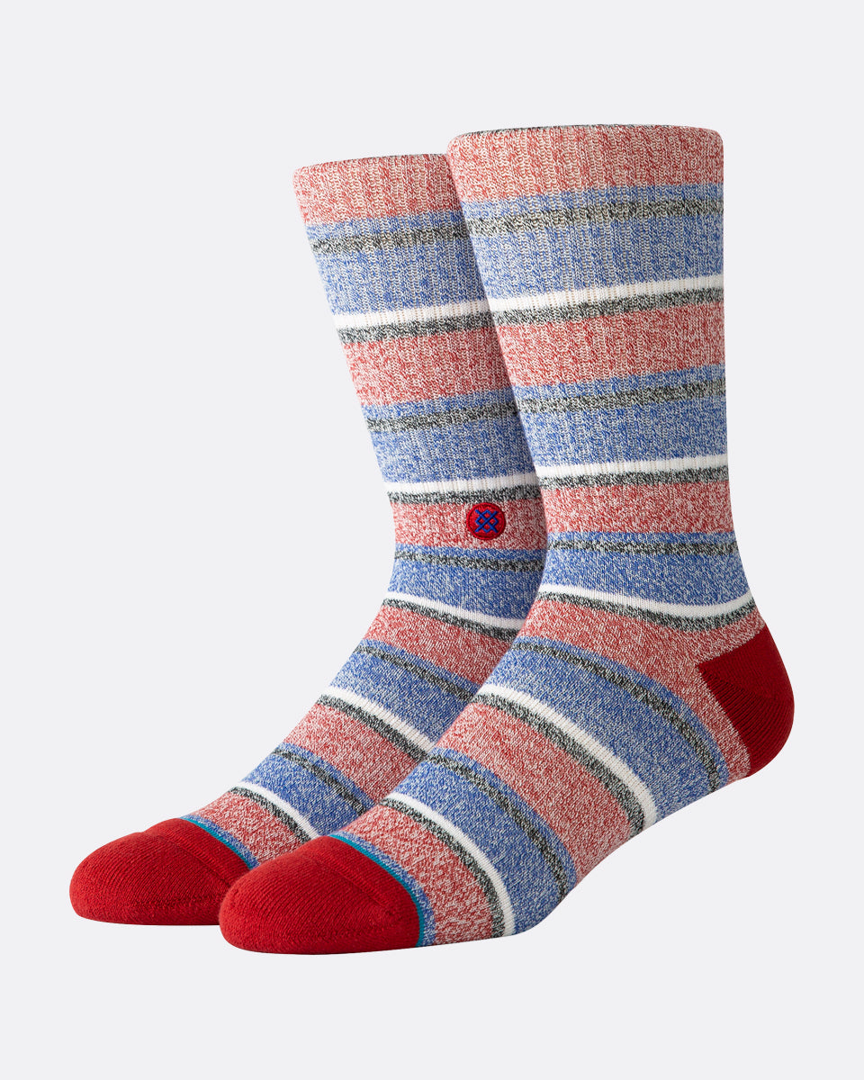 Stance Noosa Red Socks