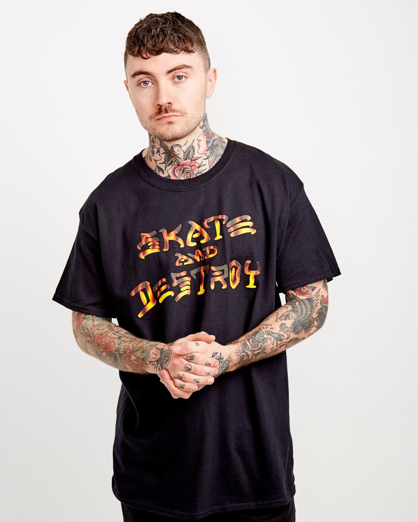 Thrasher Sad Bbq Short Sleeved T-Shirt