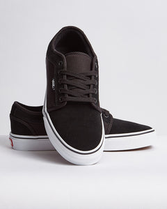 Chukka Low (Suede) Black