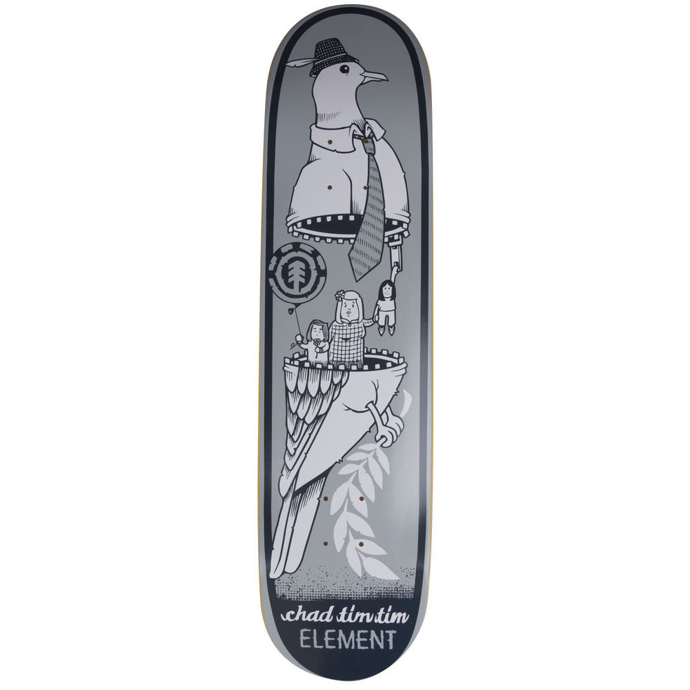 Element TIM TIM ZIPPER  8.12'' Deck