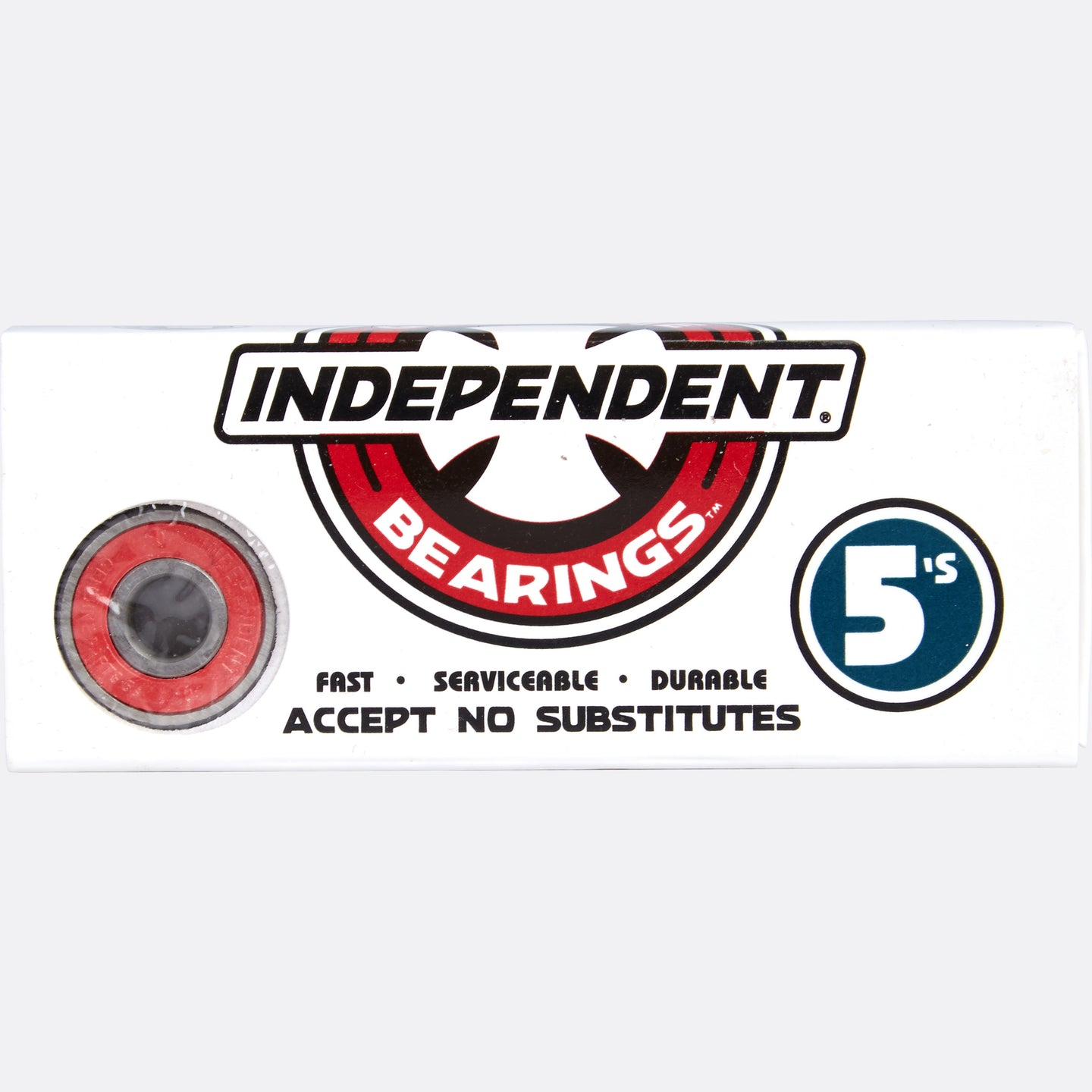 Independent Abec 5 Bearings