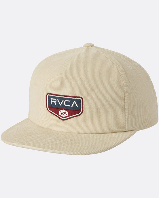 Rvca Rvca Sign Patch Cap