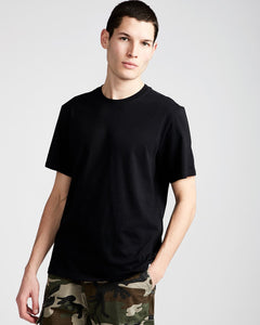 Basic Crew Short Sleeve T-Shirt