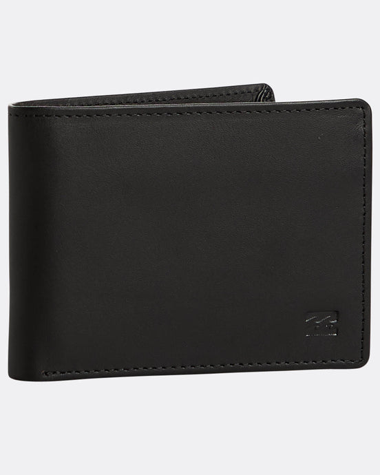 Billabong Vacant Leather Wallet