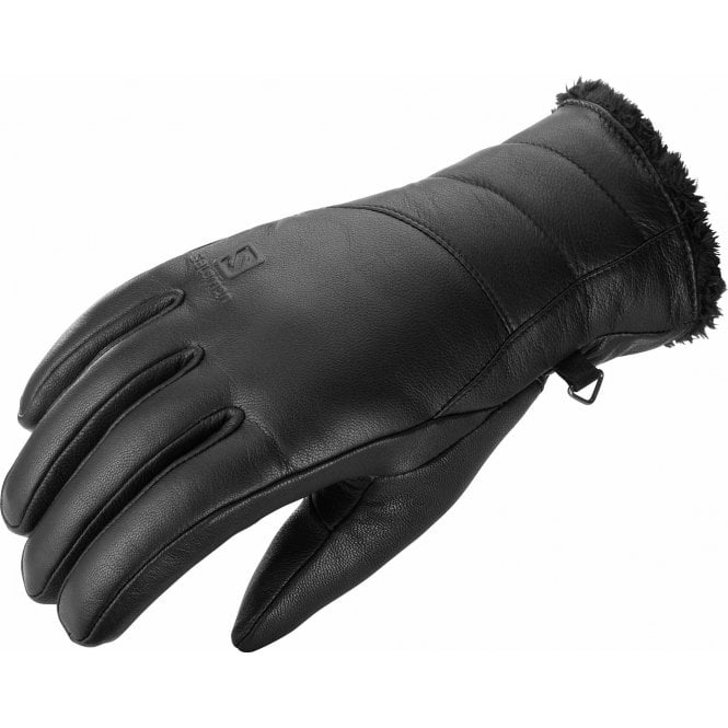 Native Black Womens Glove