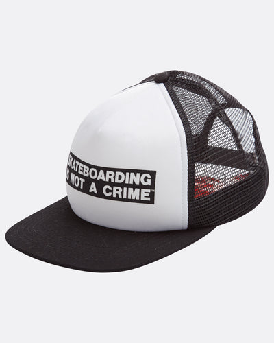 Santa Cruz Not A Crime Cap