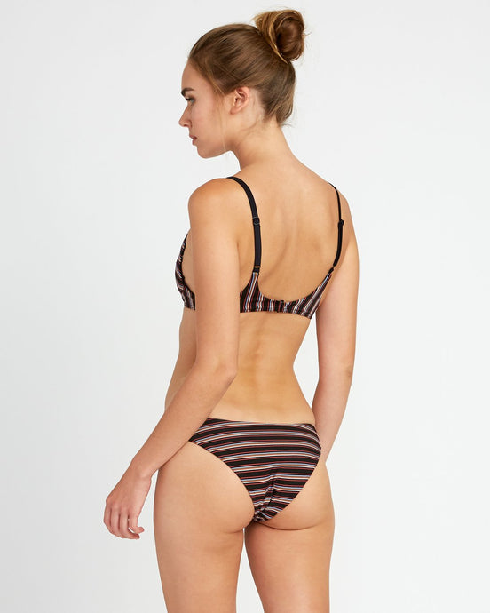 Rvca Bandit Medium Bikini Bottoms