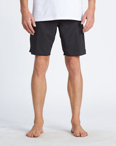 Black Album Board Shorts