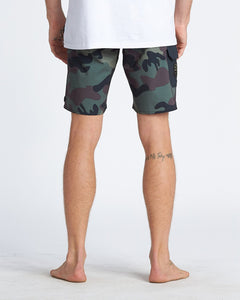Ai Metallica Board Shorts